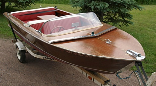 1955 Owens 16 Speedster SOLD