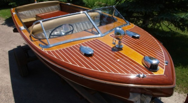 1950 S Classic Wooden Boats For Sale Vintage Chris
