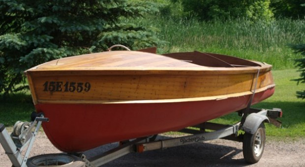 1956 Lakefield Runabout 16' Main 1