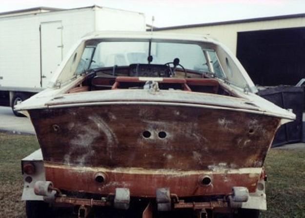 1960 Century 21′ Coronado | Classic Wooden Boats for Sale | Vintage Chris Craft | Antique Boats