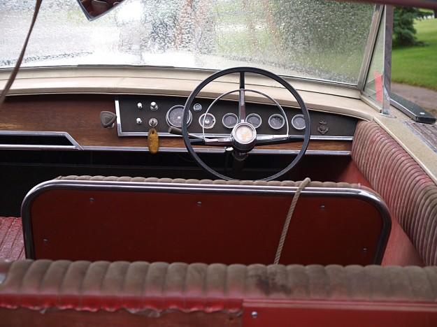 1965 Century 21 Coronado Hardtop Classic Wooden Boats