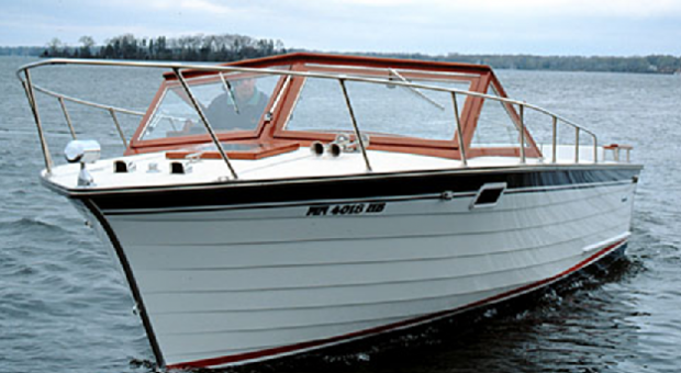 1979 Skiff Craft Launch 26' Main 1