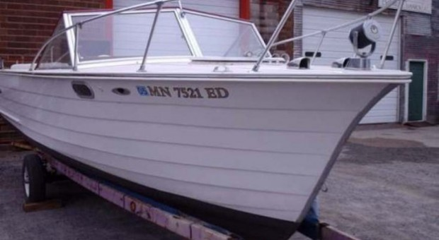 1980 Skiff Craft Inboard 24' Main 1