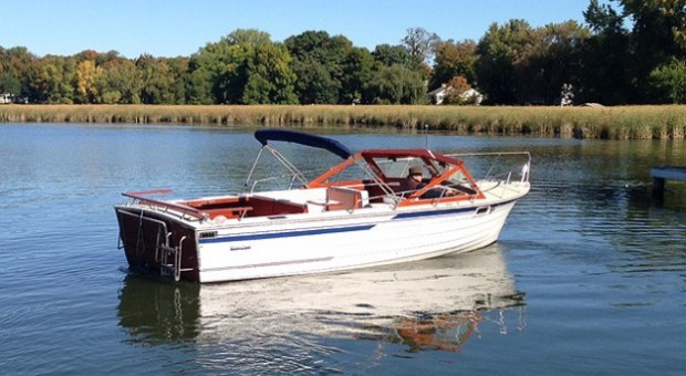 1985 Skiff Craft 26' Main 1