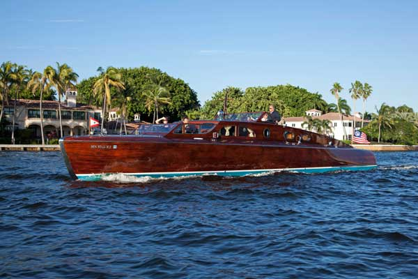 Making Waves Posh The Next Generation Classic Boat