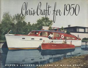 The History of Chris Craft Boats