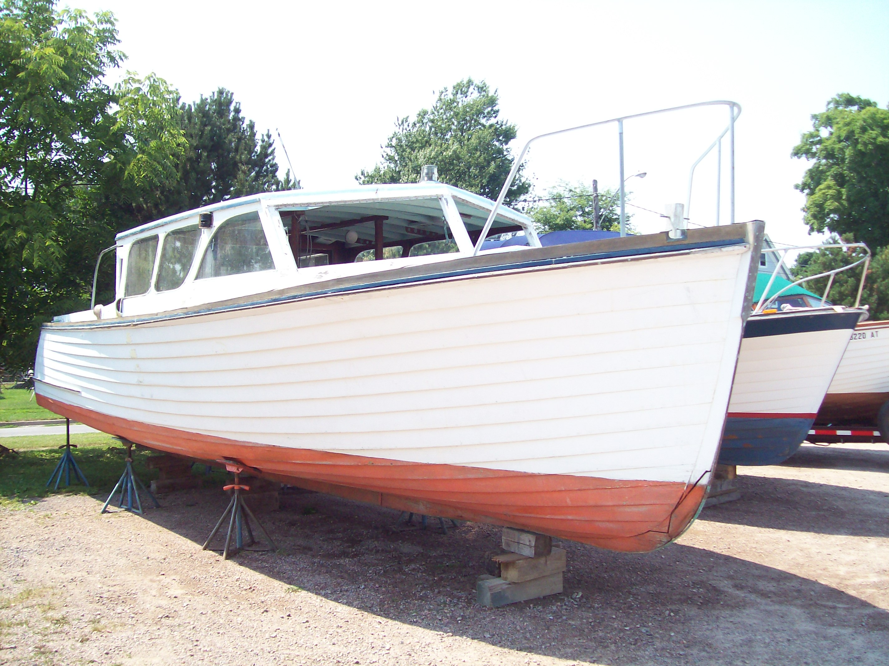 boats the boat triple a wide launches give stance cabin beam premier engines first com foot encounter cabins cruiser and