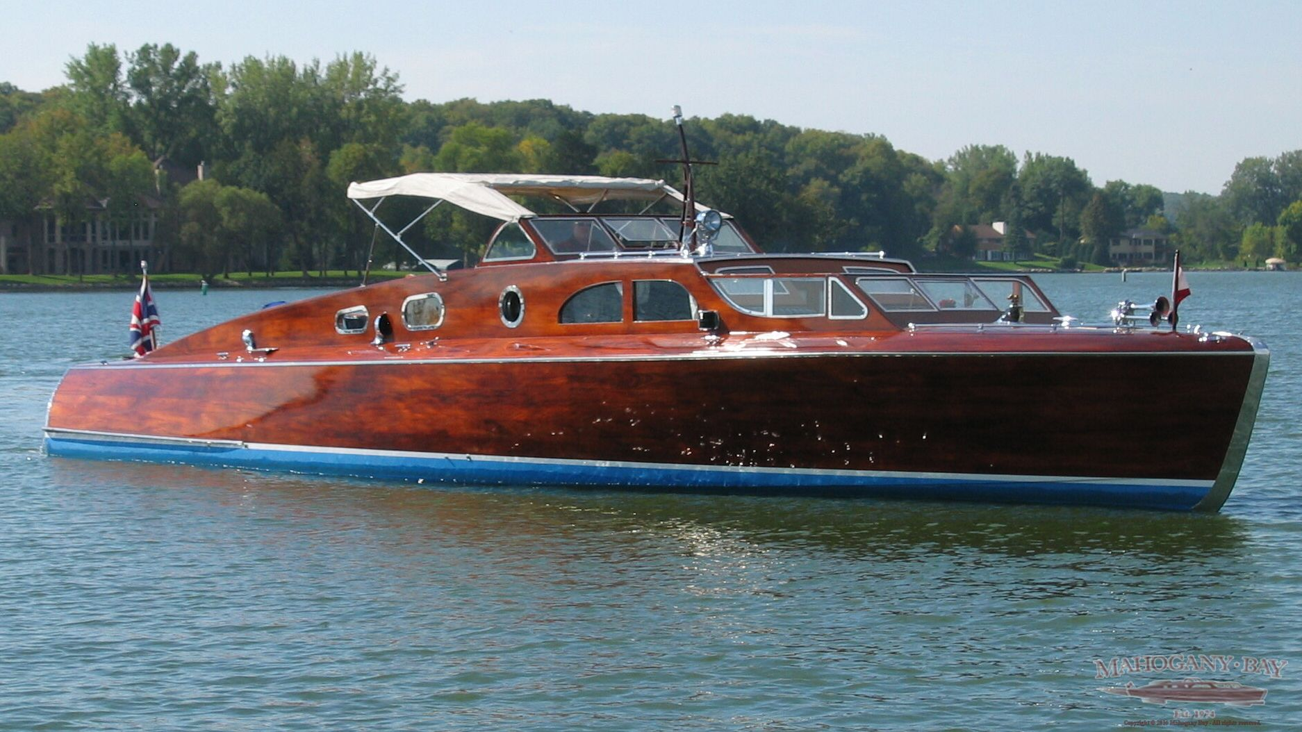 Chris Craft Mahogany Boats For Sale